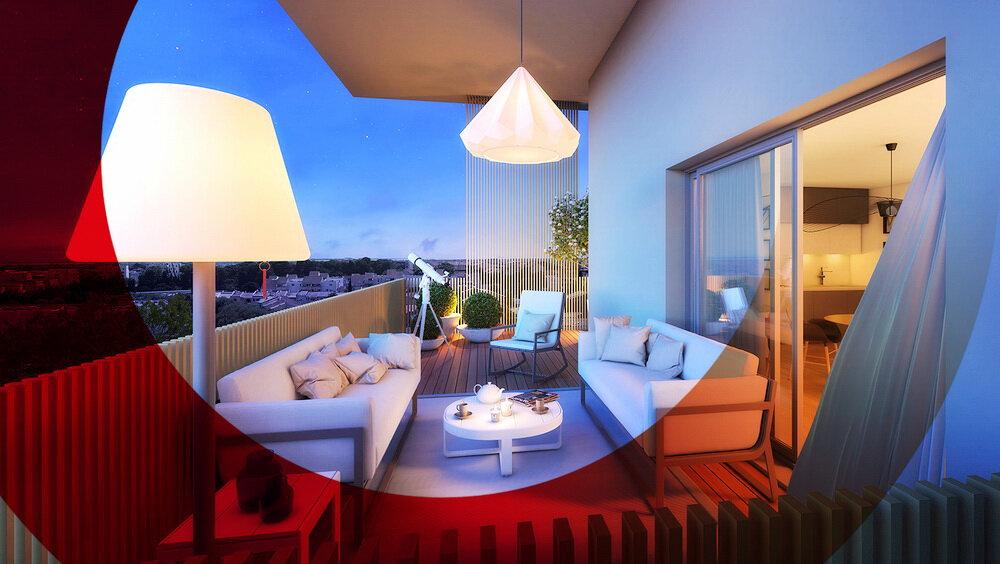 Appartement à vendre 2 39.15m2 à Montpellier vignette-8