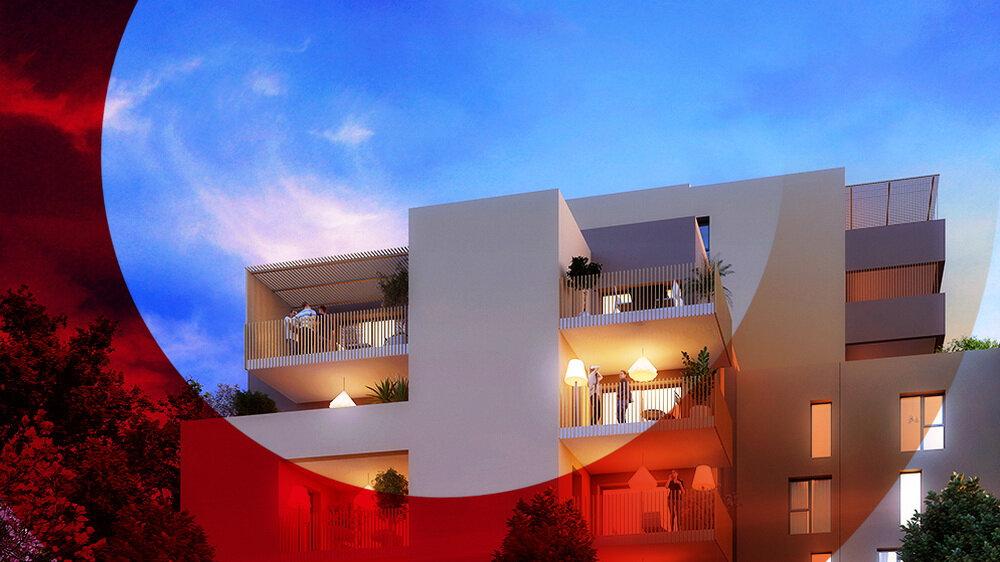 Appartement à vendre 2 39.15m2 à Montpellier vignette-9