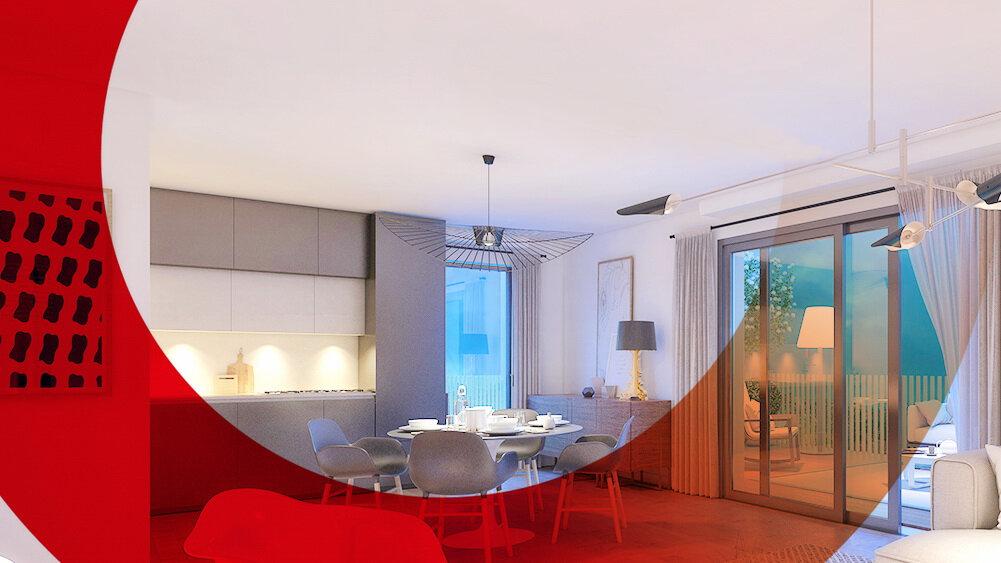Appartement à vendre 2 39.15m2 à Montpellier vignette-10
