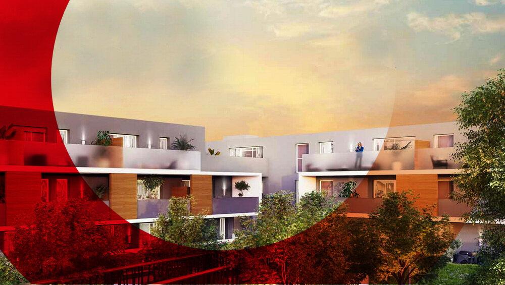 Appartement à vendre 2 41.5m2 à Montpellier vignette-5