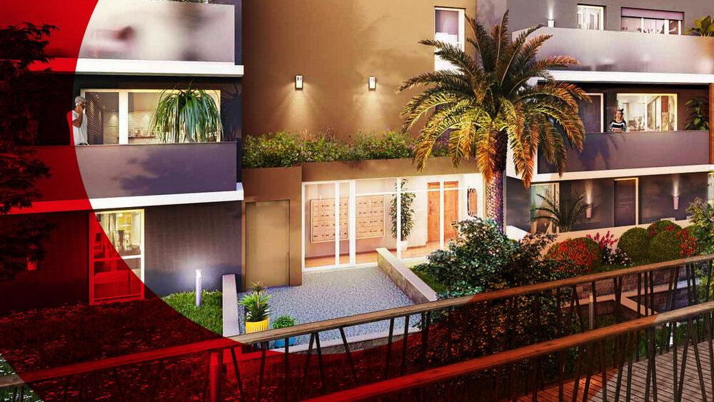 Appartement à vendre 2 41.5m2 à Montpellier vignette-7