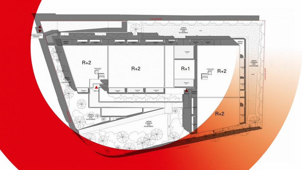 Appartement à vendre 2 41.5m2 à Montpellier vignette-9