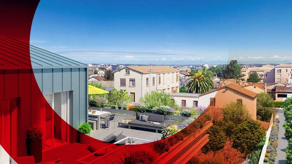 Appartement à vendre 2 41m2 à Montpellier vignette-7