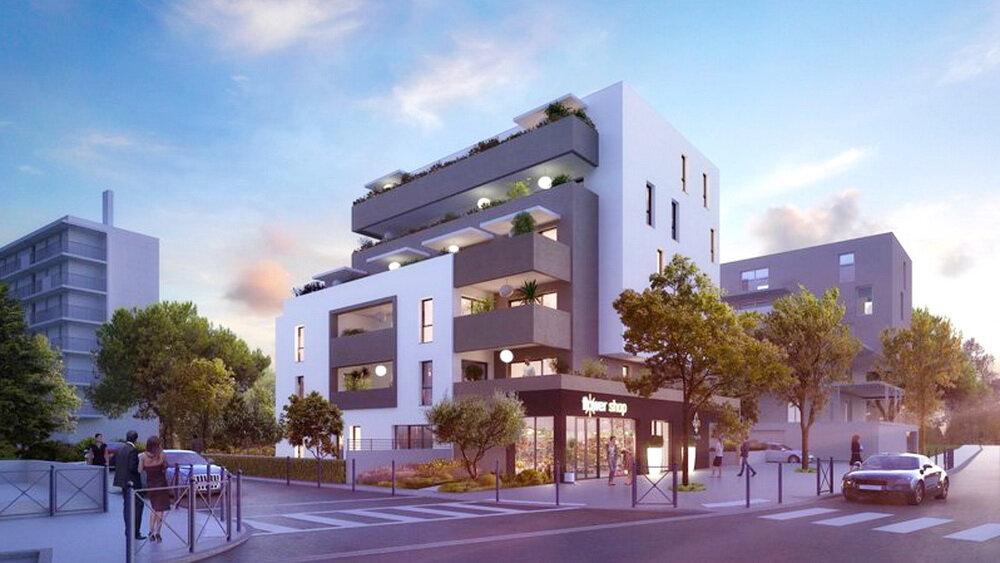 Appartement à vendre 2 56.5m2 à Montpellier vignette-1