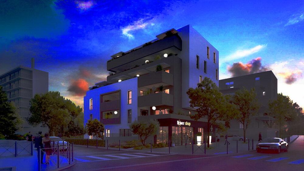 Appartement à vendre 2 56.5m2 à Montpellier vignette-5