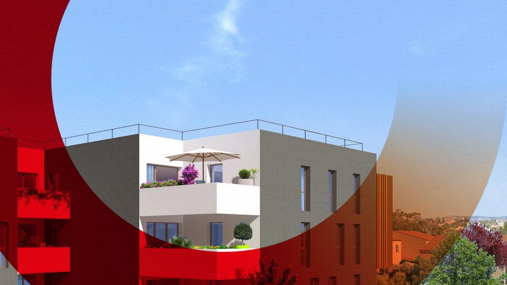 Appartement à vendre 4 90m2 à Montpellier vignette-1