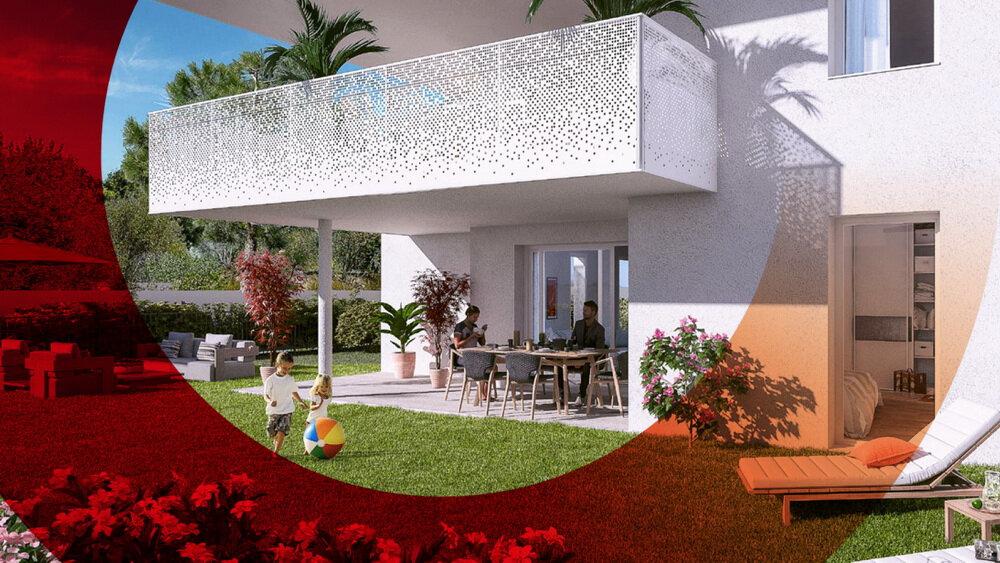 Appartement à vendre 2 39m2 à Montpellier vignette-1