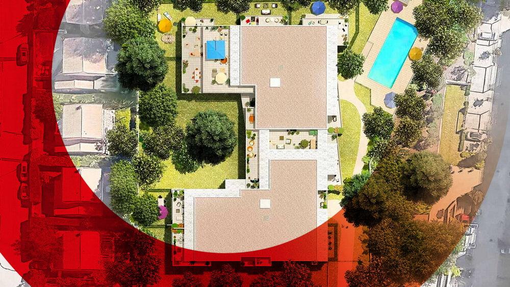 Appartement à vendre 2 39m2 à Montpellier vignette-3