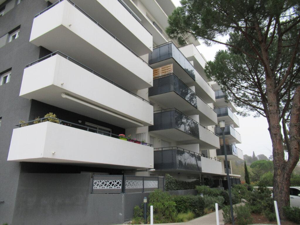 Appartement à louer 2 37.65m2 à Montpellier vignette-10