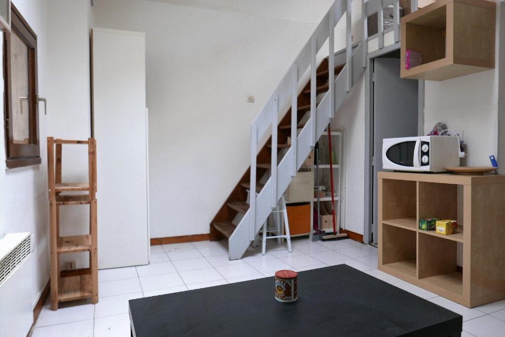 Appartement à louer 1 14.81m2 à Montpellier vignette-1