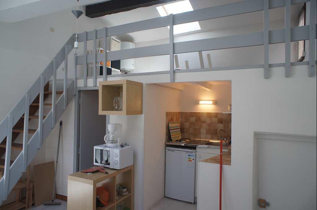 Appartement à louer 1 14.81m2 à Montpellier vignette-2