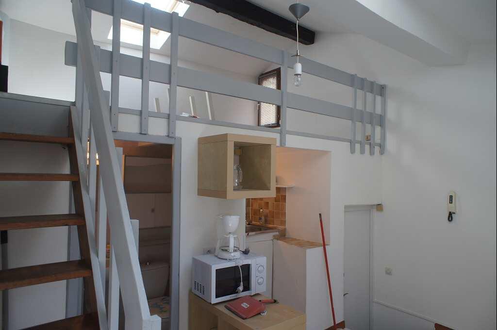 Appartement à louer 1 14.81m2 à Montpellier vignette-3