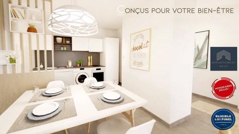 Appartement à vendre 2 45m2 à Castelnau-le-Lez vignette-2