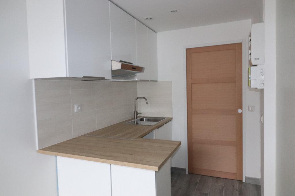 Appartement à louer 2 23.33m2 à Villejuif vignette-4