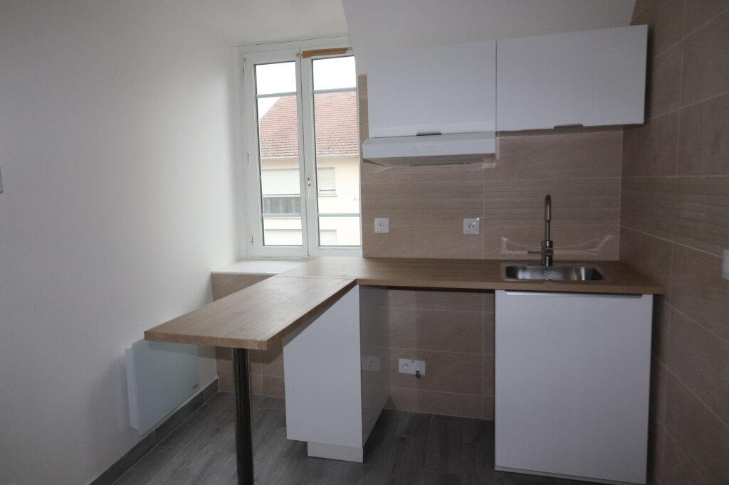 Appartement à louer 2 29.37m2 à Villejuif vignette-4