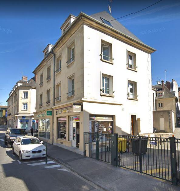 Appartement à louer 2 36.2m2 à Compiègne vignette-1