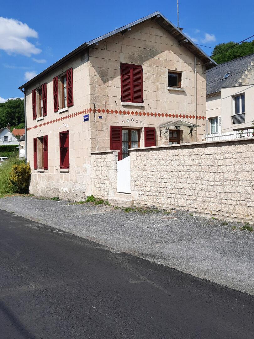 Maison à vendre 3 77m2 à Cuise-la-Motte vignette-1