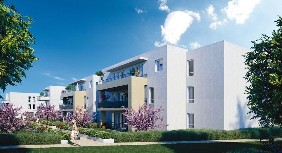 Appartement à vendre 3 62.65m2 à Montfavet - Avignon vignette-1