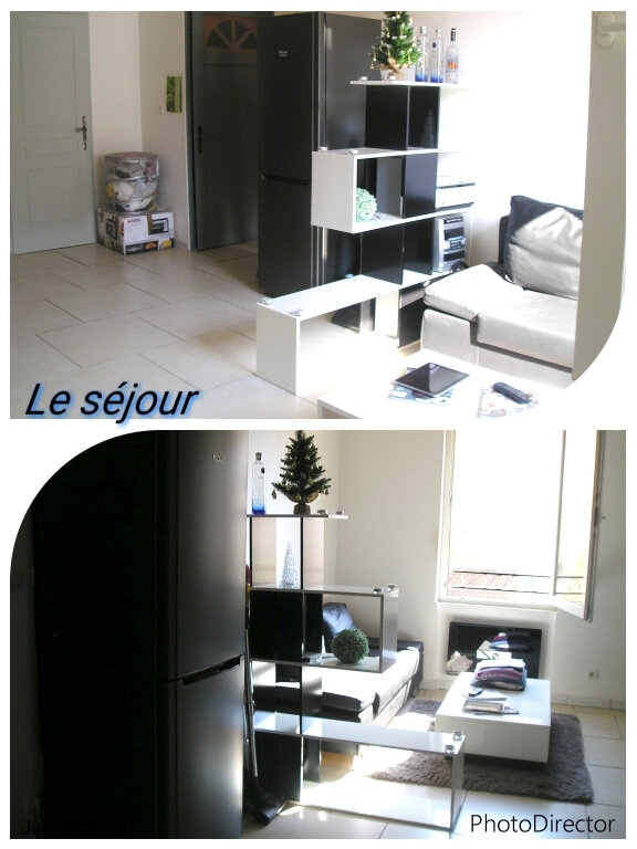 Appartement à louer 2 33.1m2 à Gardanne vignette-1