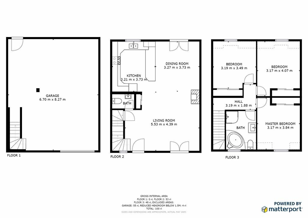 Maison à vendre 5 83m2 à Sartrouville vignette-13