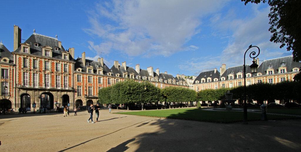 Stationnement à louer 0 12m2 à Paris 3 vignette-3