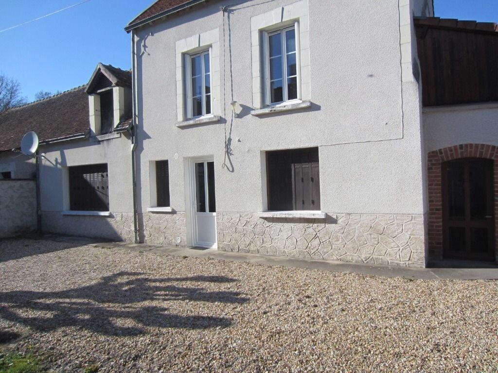 Maison à louer 4 84.2m2 à Selles-sur-Cher vignette-1