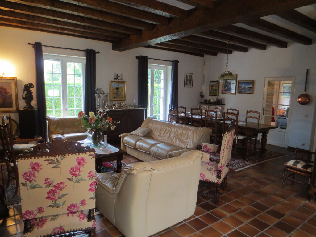 Maison à vendre 7 168.9m2 à Pruniers-en-Sologne vignette-4