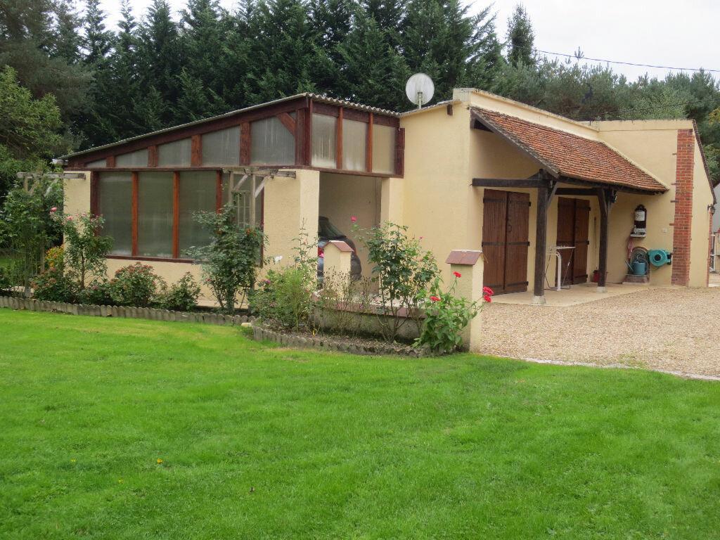 Maison à vendre 7 168.9m2 à Pruniers-en-Sologne vignette-12