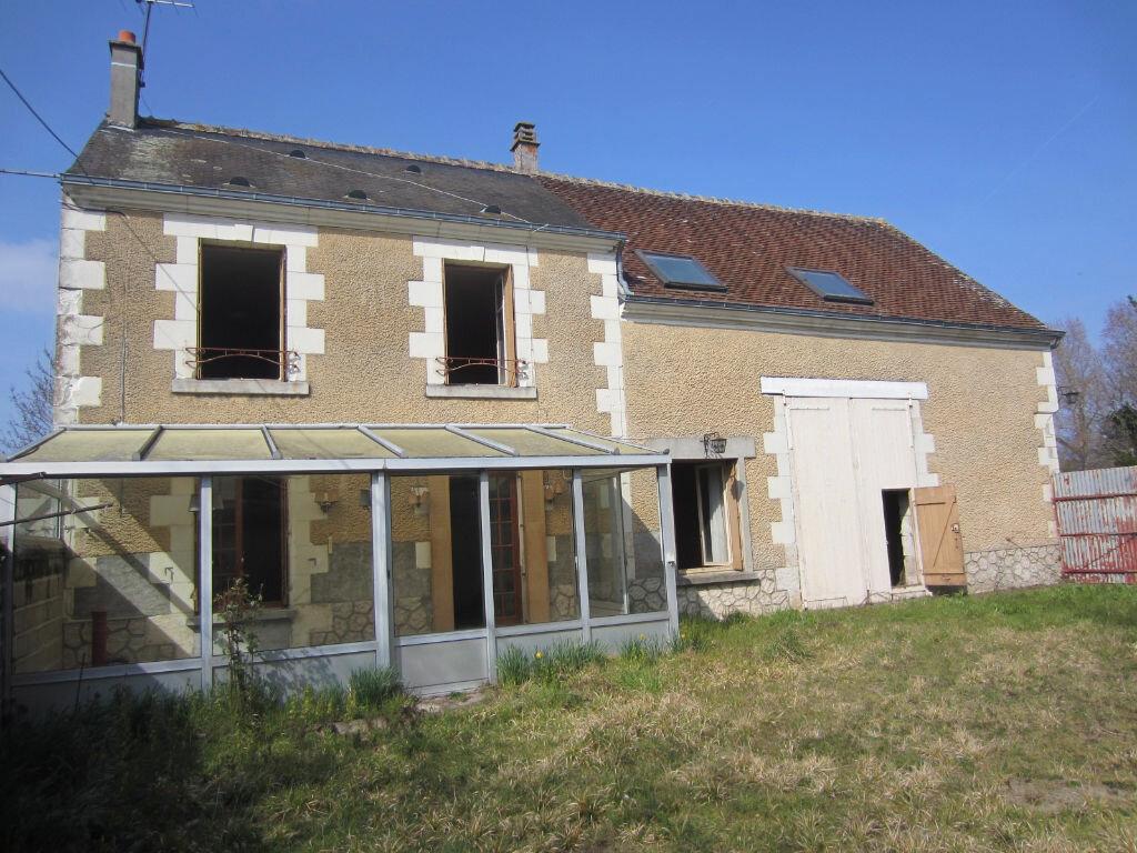 Maison à vendre 4 84m2 à Selles-sur-Cher vignette-1
