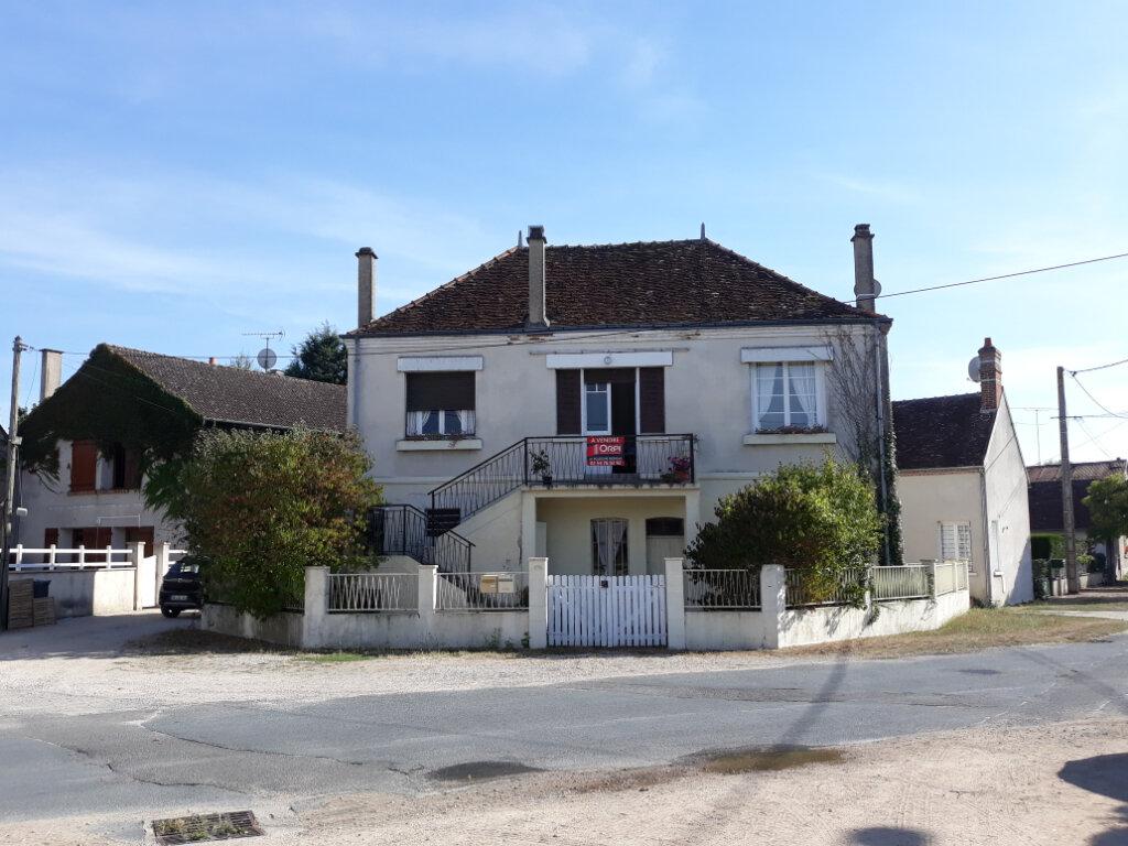 Maison à vendre 7 80m2 à Mennetou-sur-Cher vignette-1