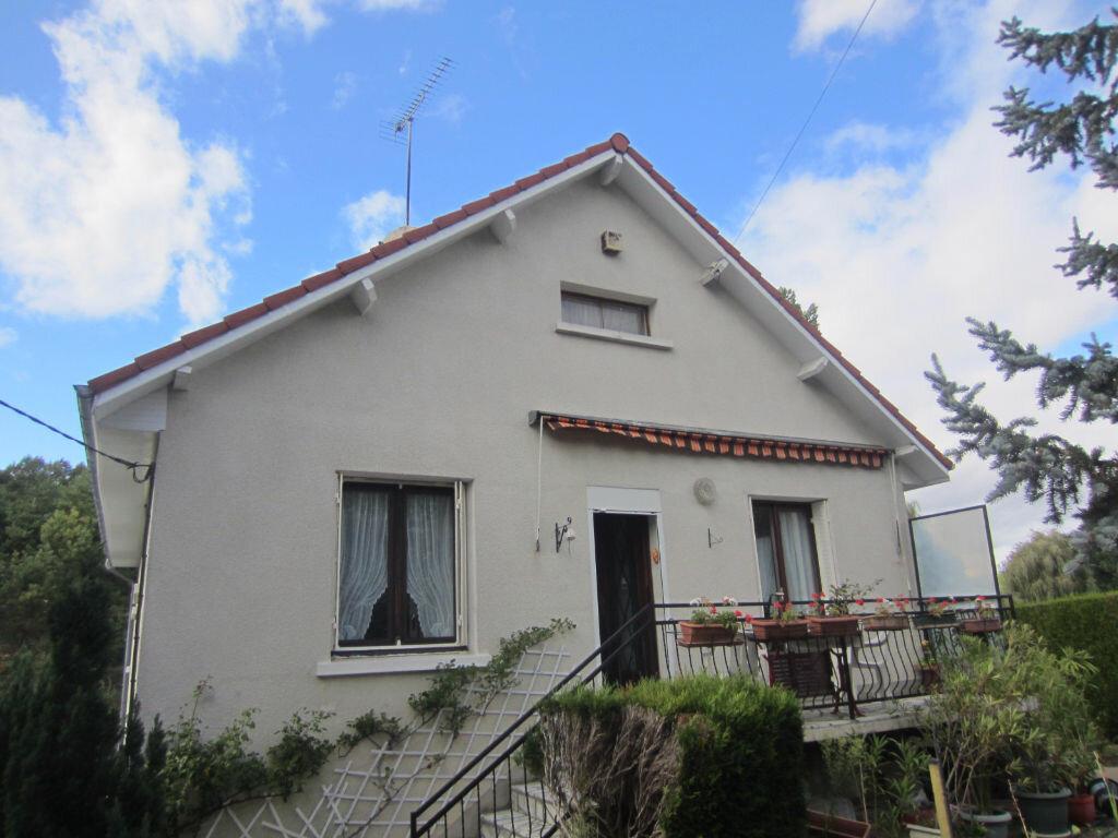 Maison à vendre 3 79m2 à Valençay vignette-1