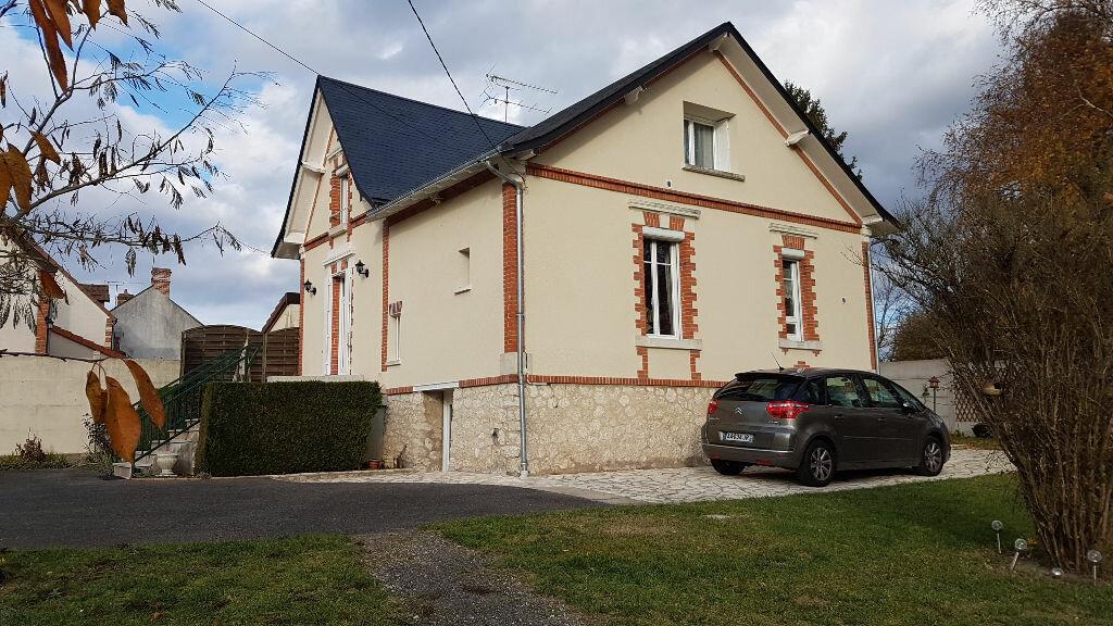 Maison à vendre 5 109m2 à Romorantin-Lanthenay vignette-1