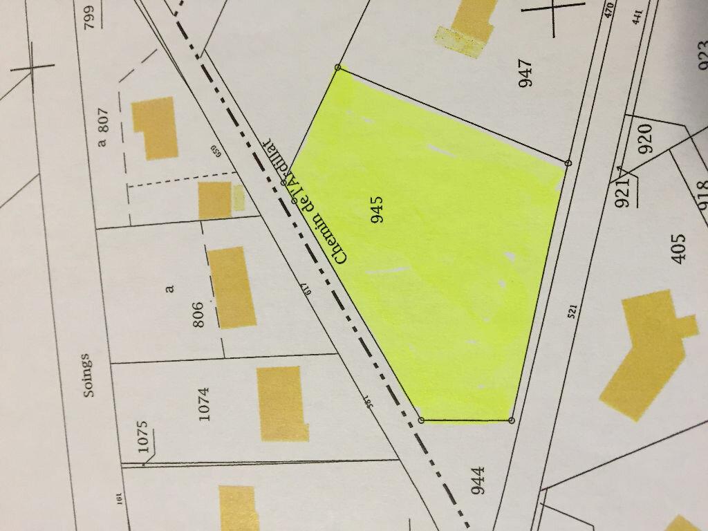 Terrain à vendre 0 1843m2 à Mur-de-Sologne vignette-2