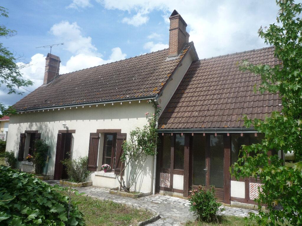 Maison à vendre 4 85m2 à Mennetou-sur-Cher vignette-1