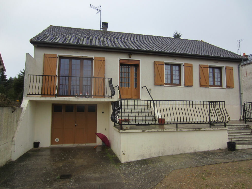 Maison à vendre 4 107.35m2 à Noyers-sur-Cher vignette-1