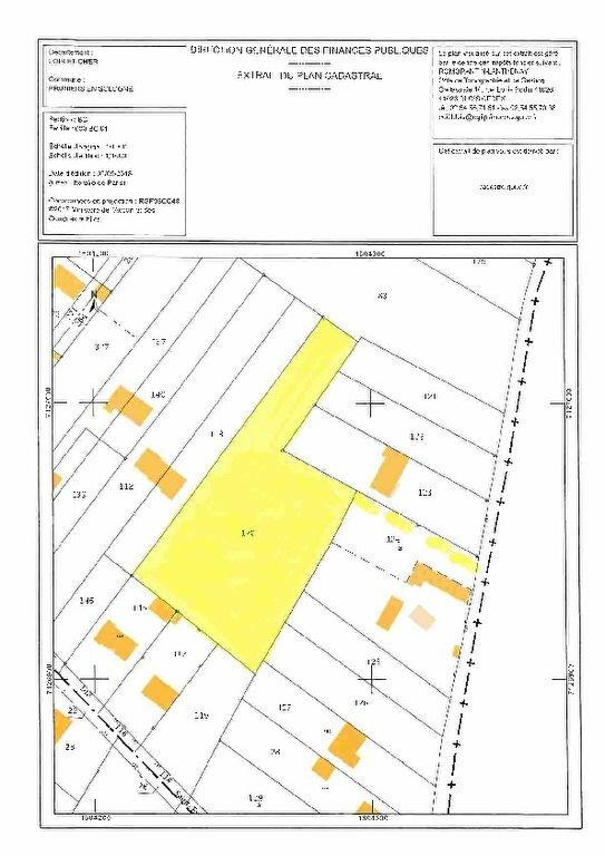 Terrain à vendre 0 4500m2 à Pruniers-en-Sologne vignette-1