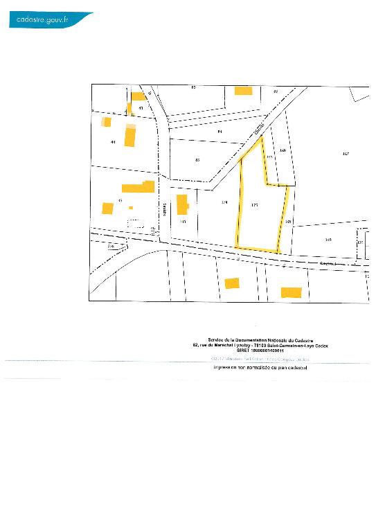Terrain à vendre 0 2325m2 à Selles-sur-Cher vignette-1
