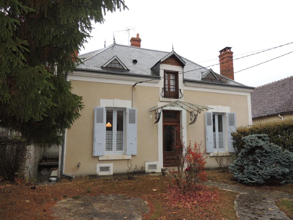 Maison à vendre 5 108m2 à Chabris vignette-1