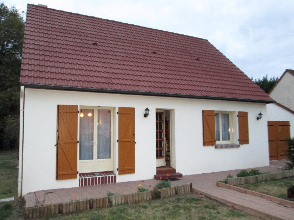 Maison à vendre 5 103.73m2 à Marcilly-en-Gault vignette-9