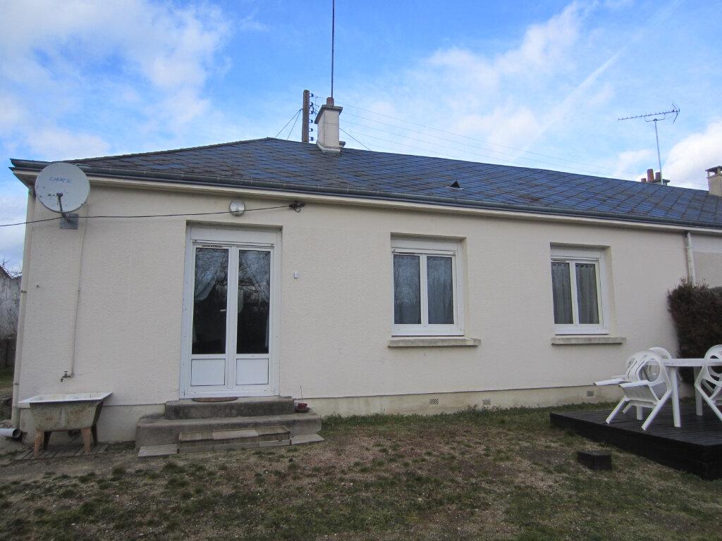 Maison à vendre 3 72.69m2 à Selles-sur-Cher vignette-1