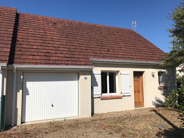 Maison à louer 4 85m2 à Lamotte-Beuvron vignette-1