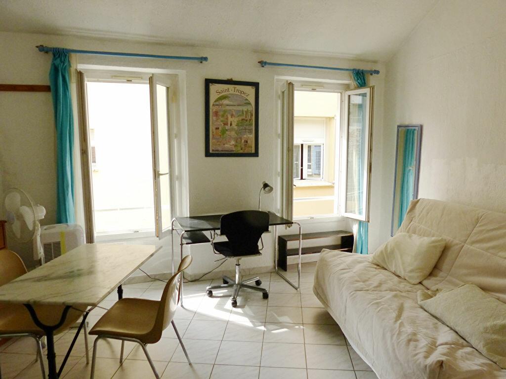 Appartement à louer 1 18.75m2 à Nice vignette-1
