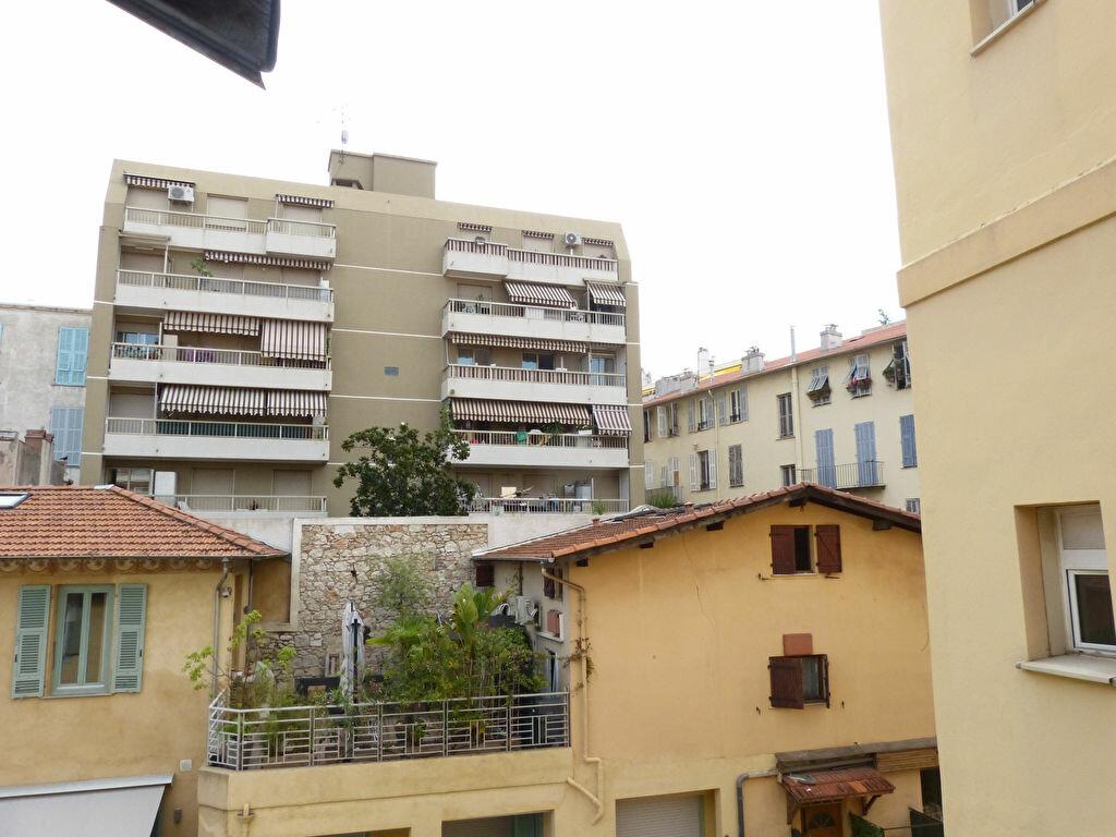 Appartement à louer 1 18.75m2 à Nice vignette-3