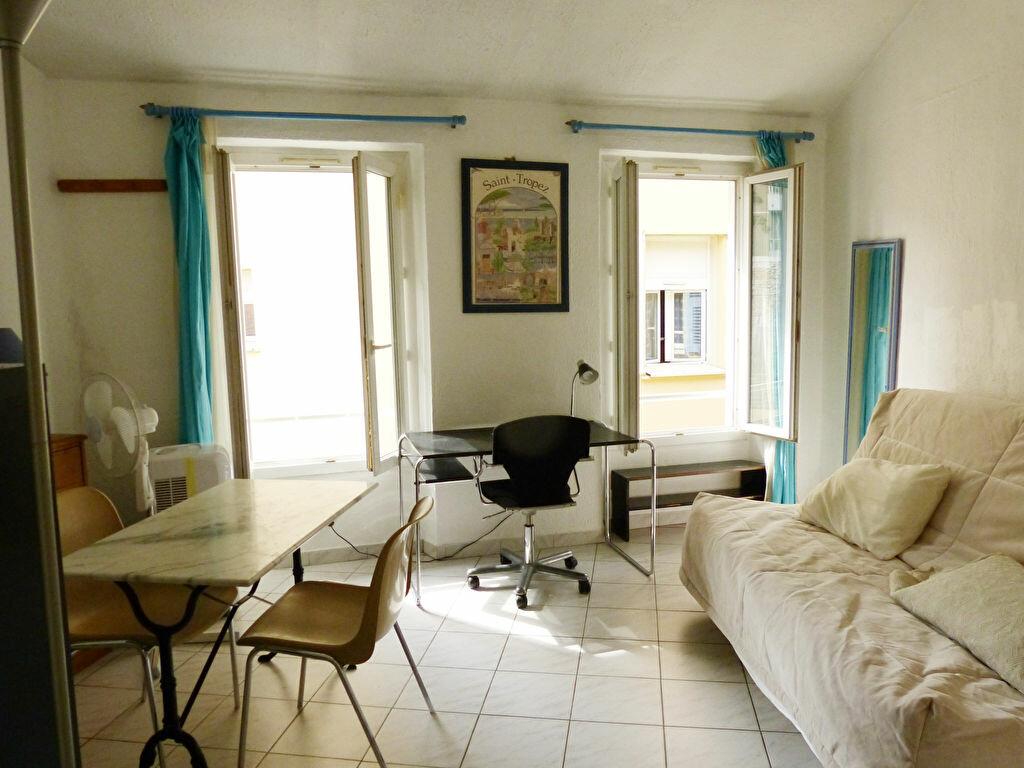 Appartement à louer 1 18.75m2 à Nice vignette-6