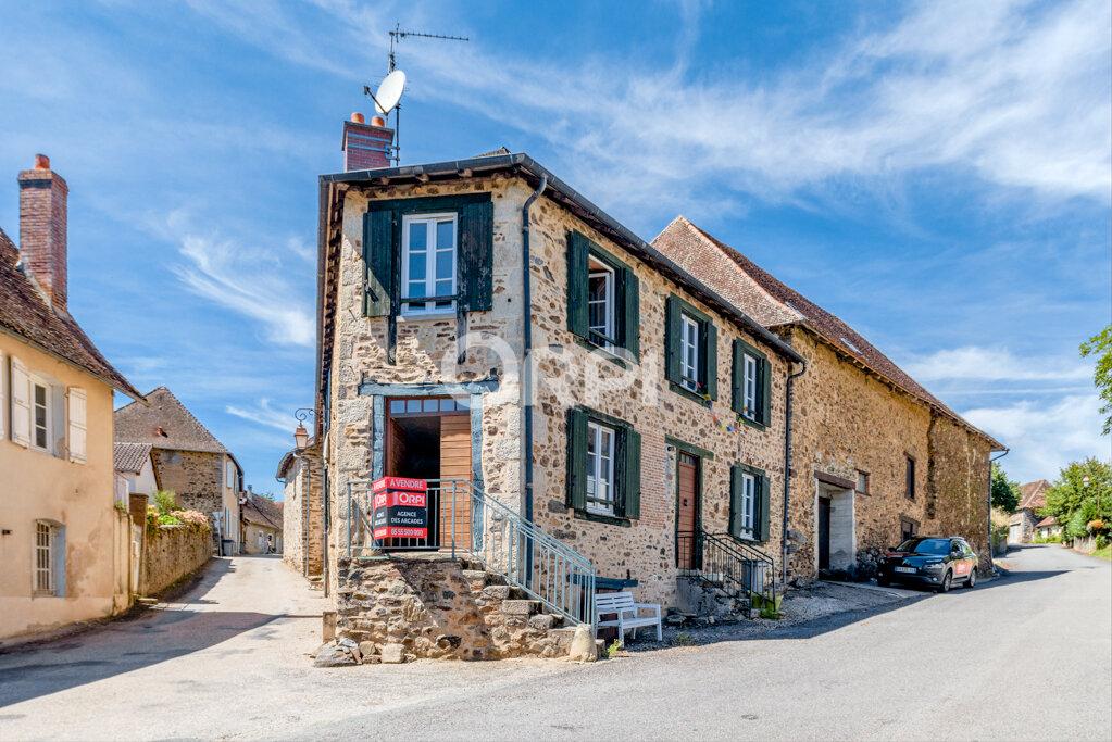 Maison à vendre 9 226m2 à Saint-Germain-les-Belles vignette-14