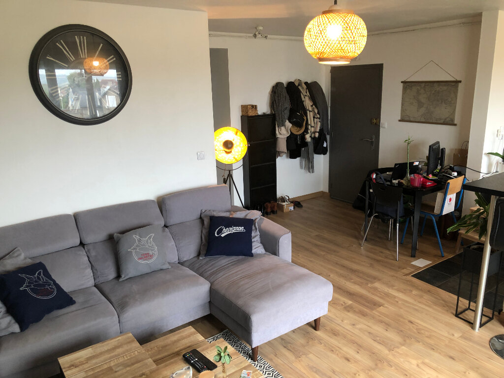 Appartement à louer 2 47.62m2 à Limoges vignette-3