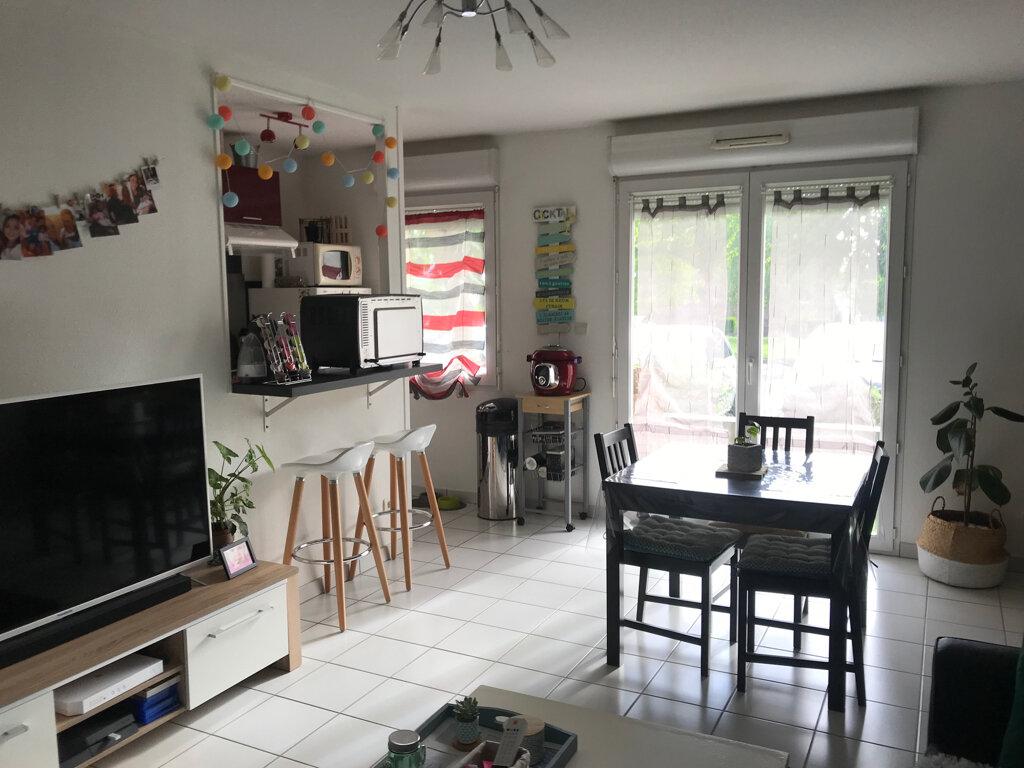Appartement à louer 2 48.75m2 à Limoges vignette-1