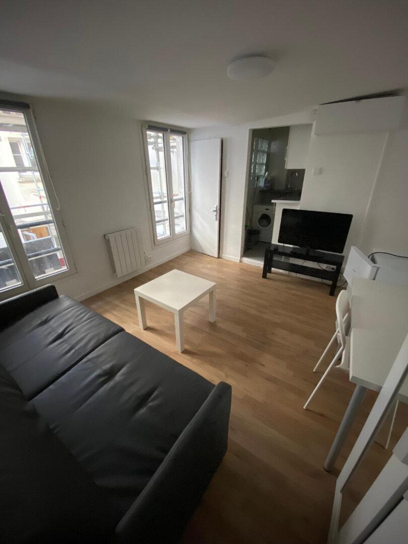Appartement à louer 1 14.2m2 à Paris 10 vignette-1