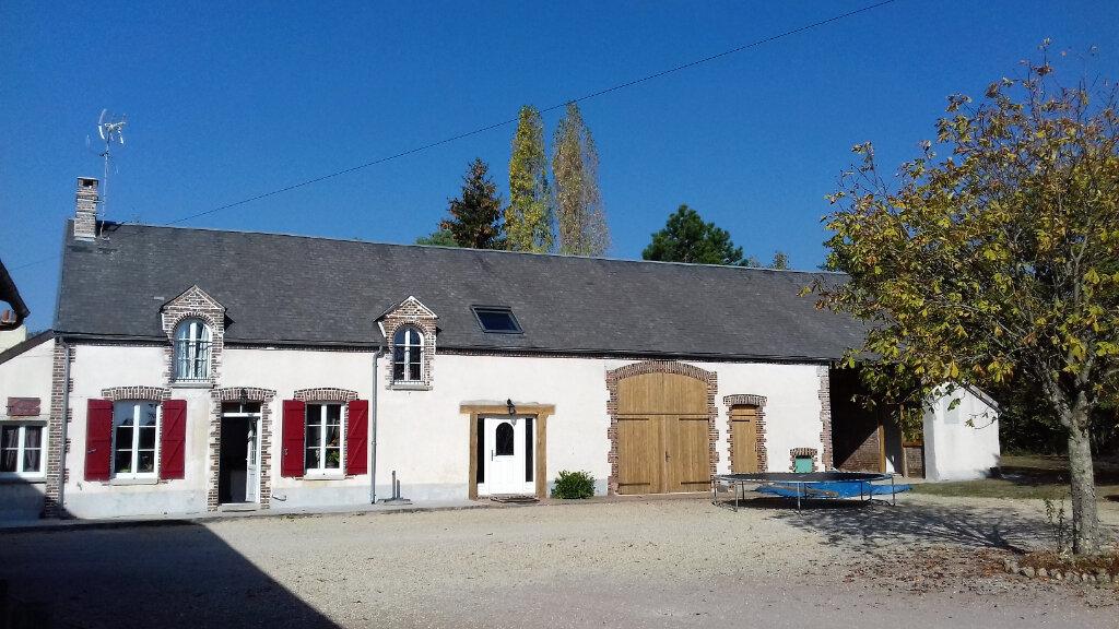 Maison à vendre 10 220m2 à Montcorbon vignette-1