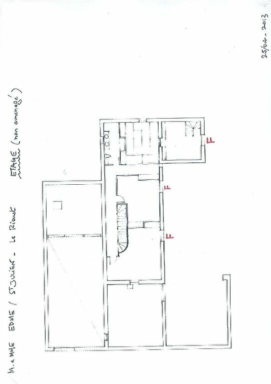 Maison à vendre 8 316m2 à Saint-Julien-sur-Garonne plan-1